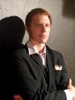 Jamie Turner as John Drysdale